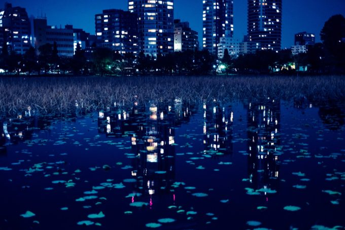 鶯谷 夜遊び