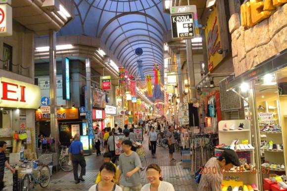 目黒 武蔵小山 商店街