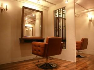 ランティス 美容室
