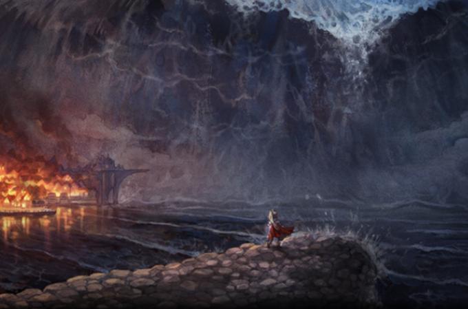 ミトラスフィア ゲーム画面