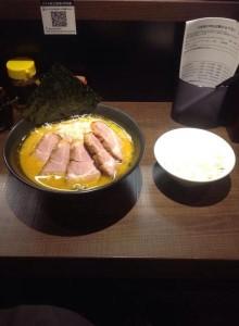 ラーメン道楽 五反田店
