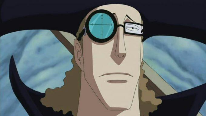 黒ひげ海賊団 オーガー