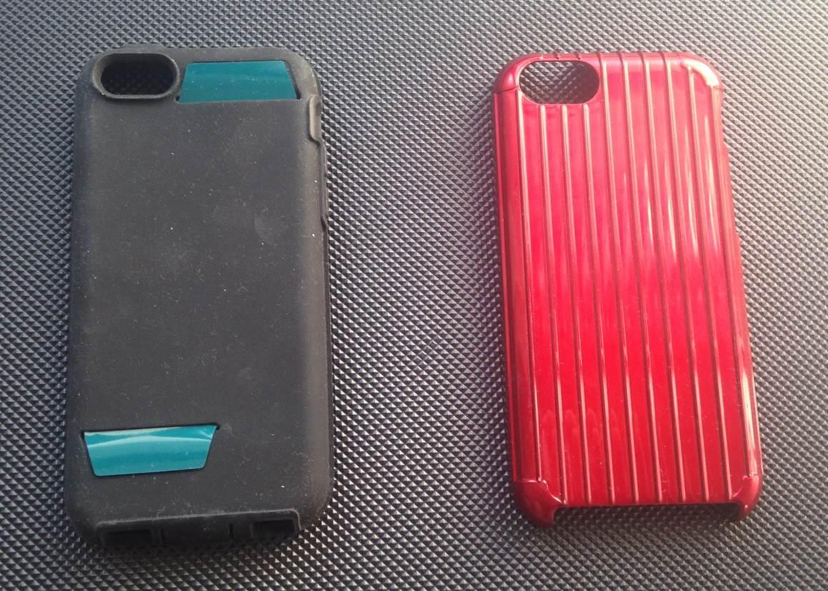 楽天で買った定期やカードも入れられるiPhoneケースがデザインも良くオシャレでカッコいい!