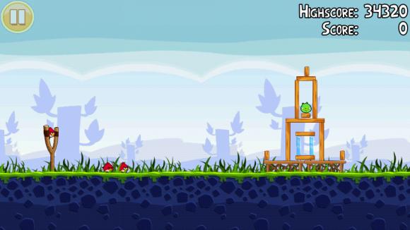アングリーバード ゲーム アプリ