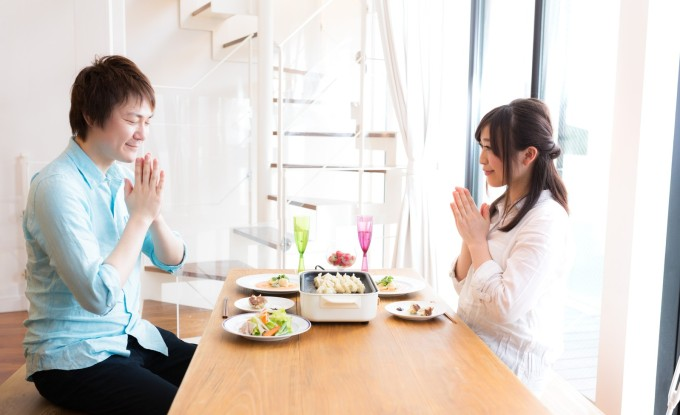 モテる女性 食べ方