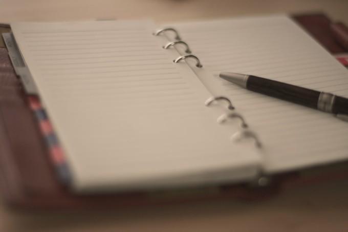 手帳 ビジネス