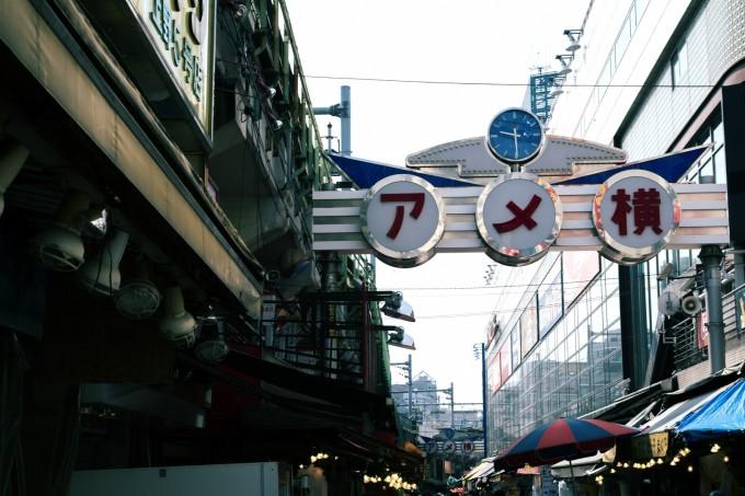 上野駅 夜遊び