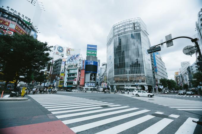 渋谷 夜遊び
