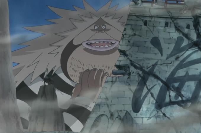 黒ひげ海賊団 サンファンウルフ