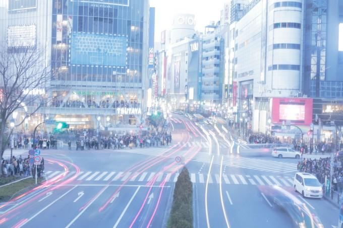 渋谷 道玄坂 夜遊び