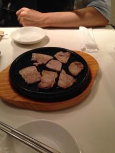 韓の旬菜彩 サムギョプサル