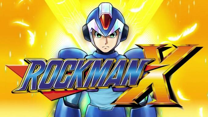 ロックマンX1  スーファミ