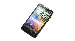 機種変更でスマートフォン【HTC evo WiMAX 】へ