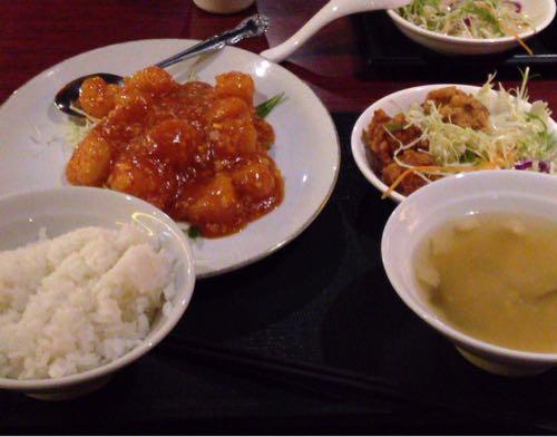 陳家私菜 渋谷店 ランチ