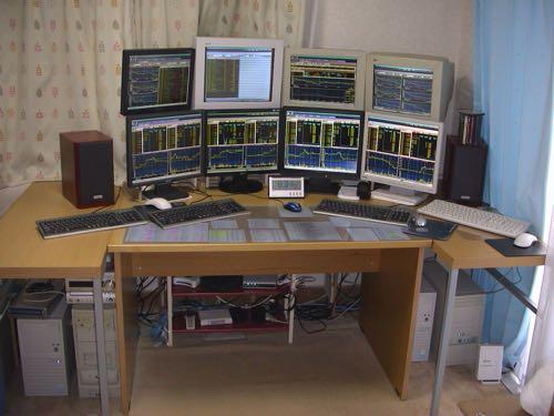 投資 パソコン