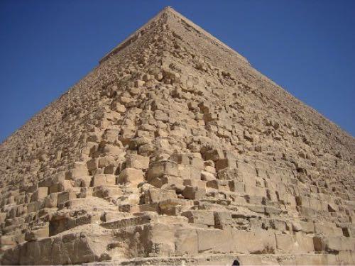 ピラミッド型