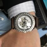 京都にあるdedegumo(デデグモ)の自動巻き時計がハンドメイドで格好良い!