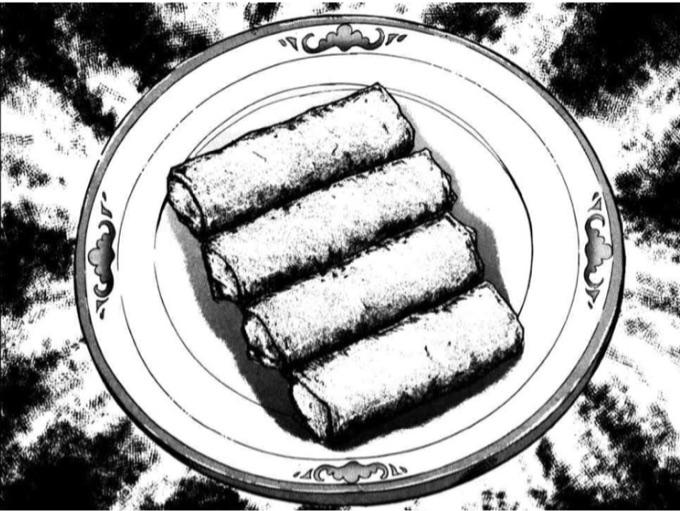 鉄鍋のジャン 春巻き